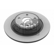 Диск тормозной задний Mondeo IV/S-Max/Kuga 30721