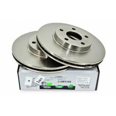 Диск тормозной передний Focus/C-MAX D=280мм F1009V